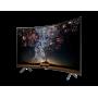 "SAMSUNG UE49RU7372 LED TV 4K UHD 123 cm (49 "") - Curved Screen - SMART TV - 3 x HDMI - 2 x USB - Energy class A"