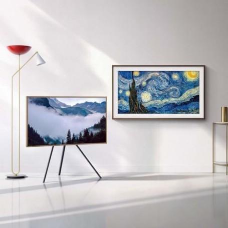 TV Samsung The Frame QE50LS03T QLED 4K UHD Smart TV 50 '' Black 2020