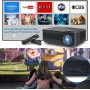 1080P Native WiFi Bluetooth Wireless Projector -FANGOR